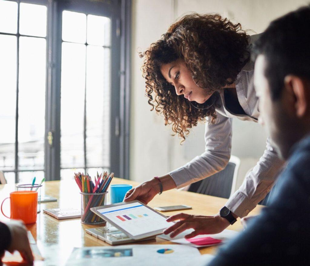 Sterk financieel management voorwaarde voor ondernemingssucces